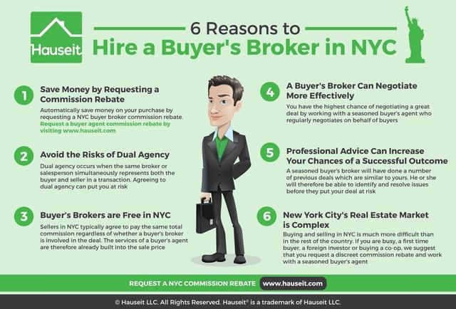 Why use a broker to negotiate your fees?