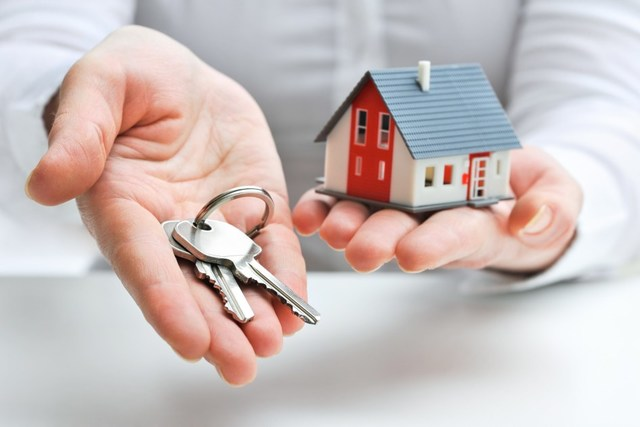 Mortgage as collateral for a home loan
