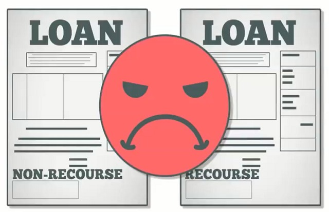 What are the non-repayable loans usually destined for?