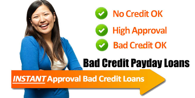Loans For Really Bad Credit >> Real Payday Loans For Bad Credit The Best Instant Payday